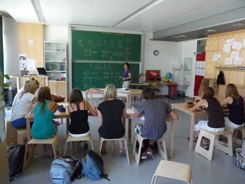 Realschule im Kreuzviertel Aus Unterricht und Schulleben