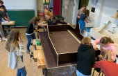 Realschule-Traunreut-Pasch-Video-Mobil-Schuelerteam-arbeiten
