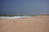 Oman, Al-Ashkharah_BeachResort_Beach