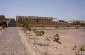 Oman, Al-Ashkharah_BeachResort_Meerseite
