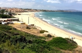 Spain_Getares_Beach_Panorama