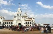 Spanien_Andalusien_Rocio_Pfingsten_Wallfahrtskirche