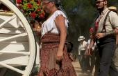 Spanien_Andalusien_Rocio_Wallfahrt_Pfingsten_Pferde_Jungfrau