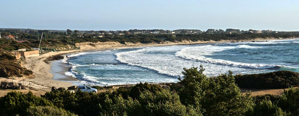 windsurfen sardinien oktober