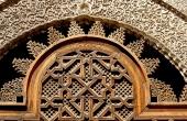 marokko-fes-koranschule-medersa-attarine-eingangstuer