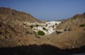 Oman-Muskat_Alt-Maskat_Dorf