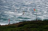 portugal_guincho_windsurfer_flag