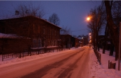 russia_irkusk_city_road_night2