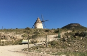 Spain, Almeria, San-Jose_Windmuele