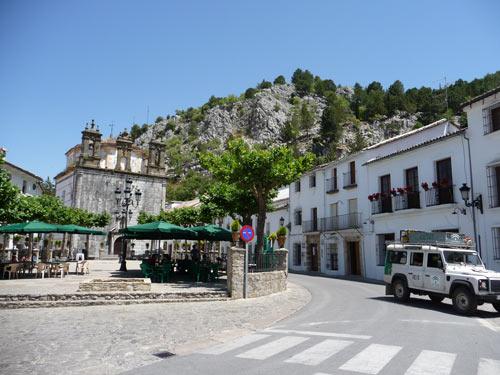 Andalusien, Vejer, Zahara, Grazalema: Pueblos Blancos ...