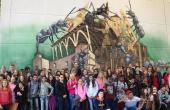 comenius-sabe_warschau-sept14_gimnazjum-nr16_projectgraffiti-mit-taki-myk_students-teachers_7-eu-laender