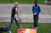 comenius-sabe_warschau-sept14_spraytraining_jasmin-rosenegger