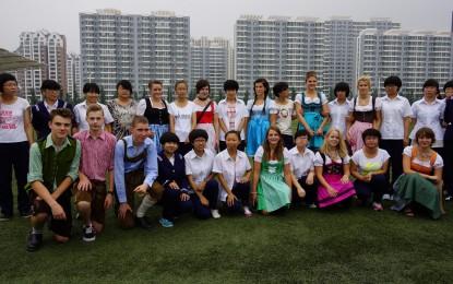 Öffentlichkeitsarbeit: Trinkwasserschutz in Russland & China (2013)