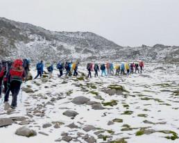 Food Explorer – Alpenüberquerung