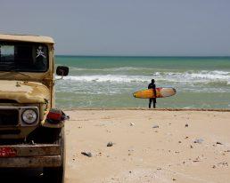 Oman Festland: ASHILAH & AL-ASHKHARA an der nördlichen Windgrenze des Sultanats