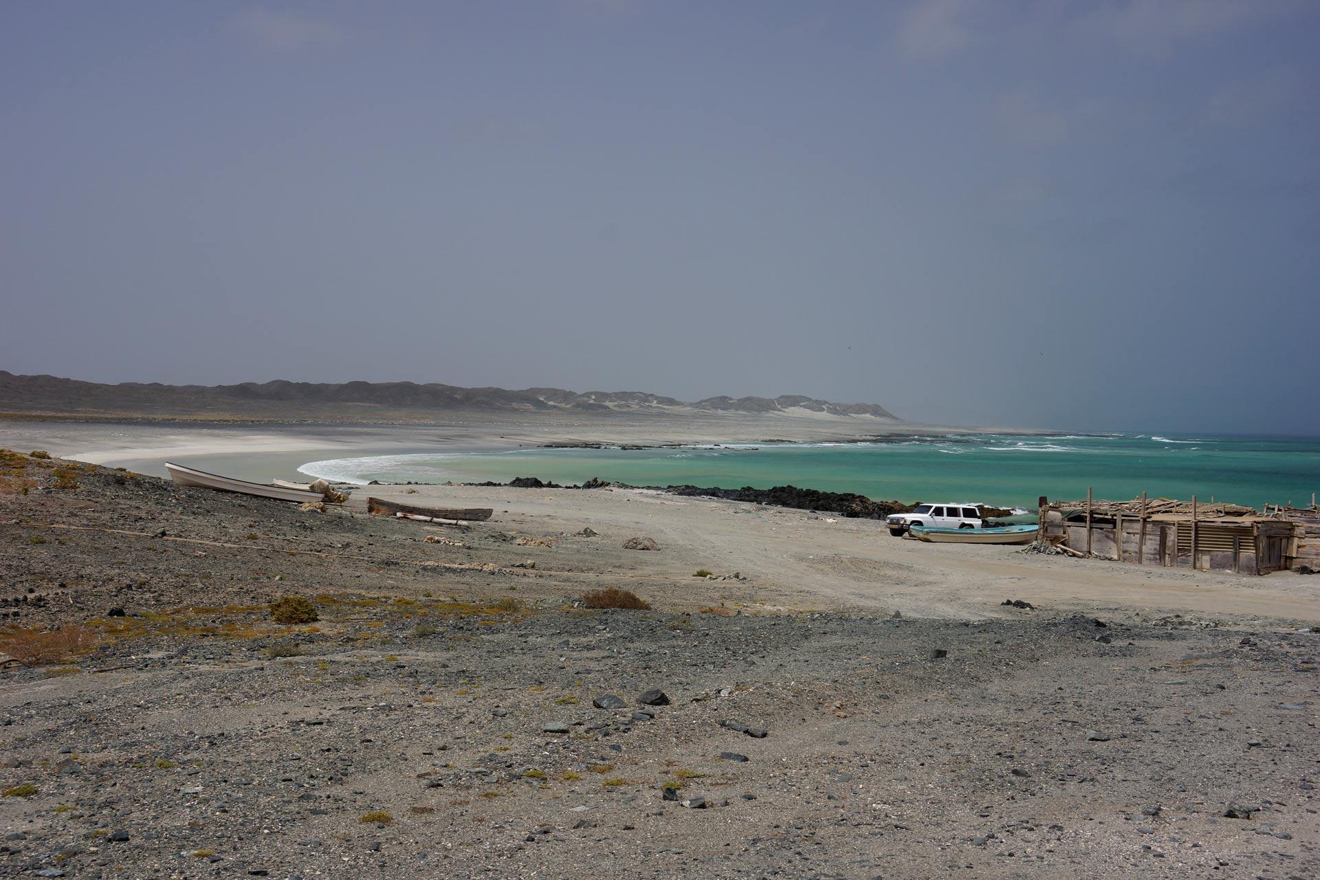 Oman, Masirah-Island Haql_Kitebeach