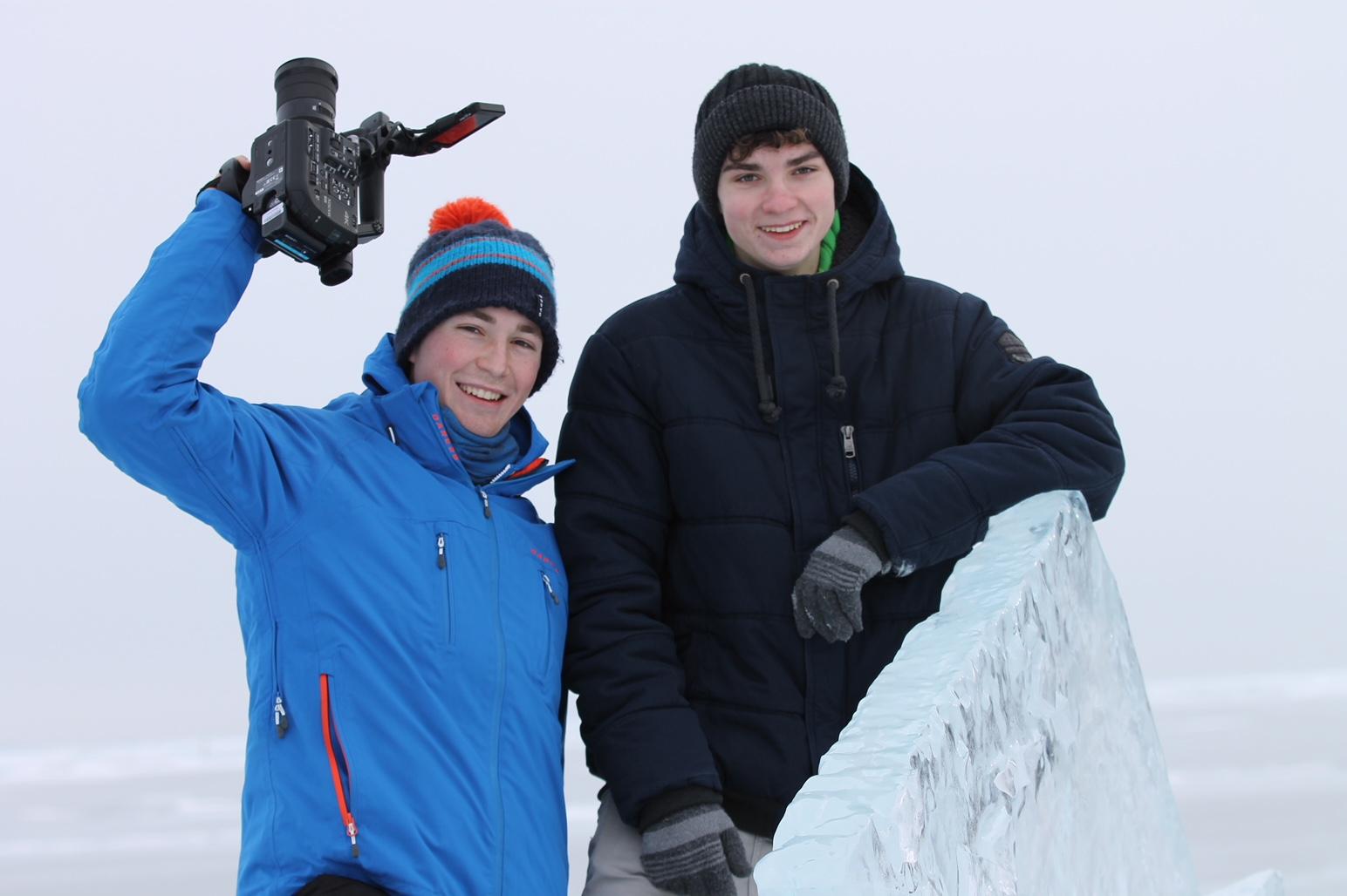 Öffentlichkeitsarbeit: BERUF UMWELT – Baikal Chiemsee (2018)