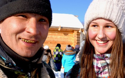 TAIGA GOLD – Holz in Sibirien, die Minus 36 Grad Schülerreise