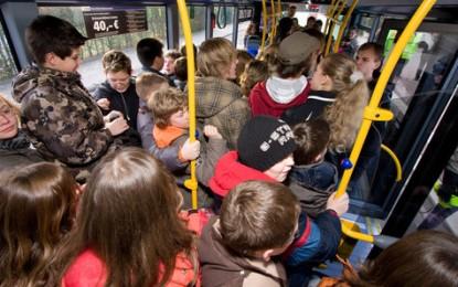 SCHULBUSFAHRT – Der HORROR vor und nach der Schule