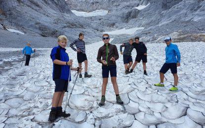 GLETSCHERSCHULE – Berchtesgadener Nationalpark