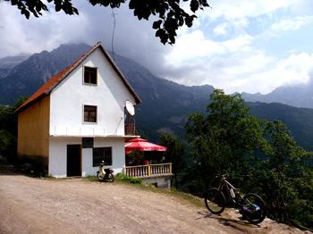 Thethi: Lange Orientierungstour mit entspanntem Bergauf (Tour 2)