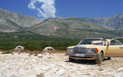 Ionisches Meer: Mafia, weißer Kies und ein ehemaliger U-Boothafen zwischen Vlore & Butrint