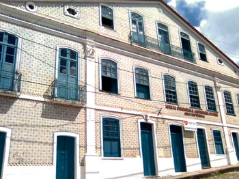 Nordostbrasilien: Gekachelte Fassaden erzählen Legenden aus der portugisischen und sogar französischen Kolonialzeit