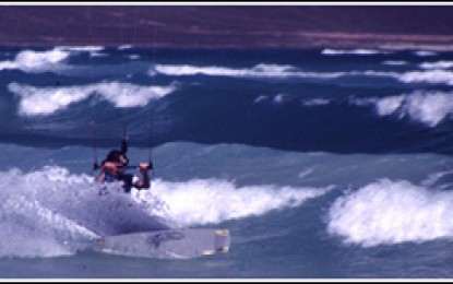 SAL: Shark Bay/ Cabezas Salinas, Punta Preta, Ostkap, Dorfstrand