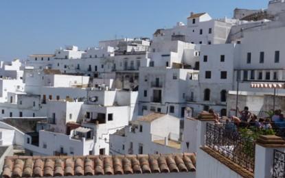 Andalusien, Vejer, Zahara, Grazalema: Pueblos Blancos, harmonisches Miteinander von Dorf & Natur