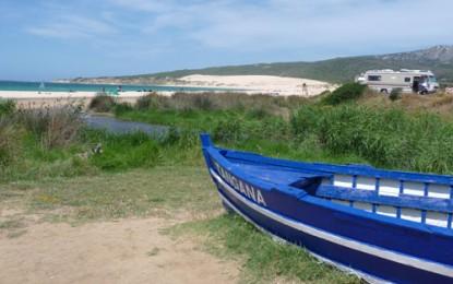 Andalusien, Costa de la Luz: Surferparadies, die Strände von Tarifa und Bolonia