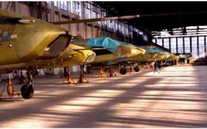 Tiflis: TAM Rüstungsunternehmen, vom Kriegsgerät zur zivilien Luftfahrt, von Raketen & MiGs zu Gasöfen