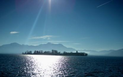 Oberbayern, Chiemsee: Das bayerische Meer
