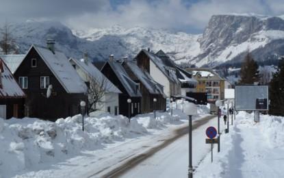 DURMITOR Nationalpark, ZABLJAK: Skitouren im bekanntesten Wintersportgebiet Montenegros (Revier 1)