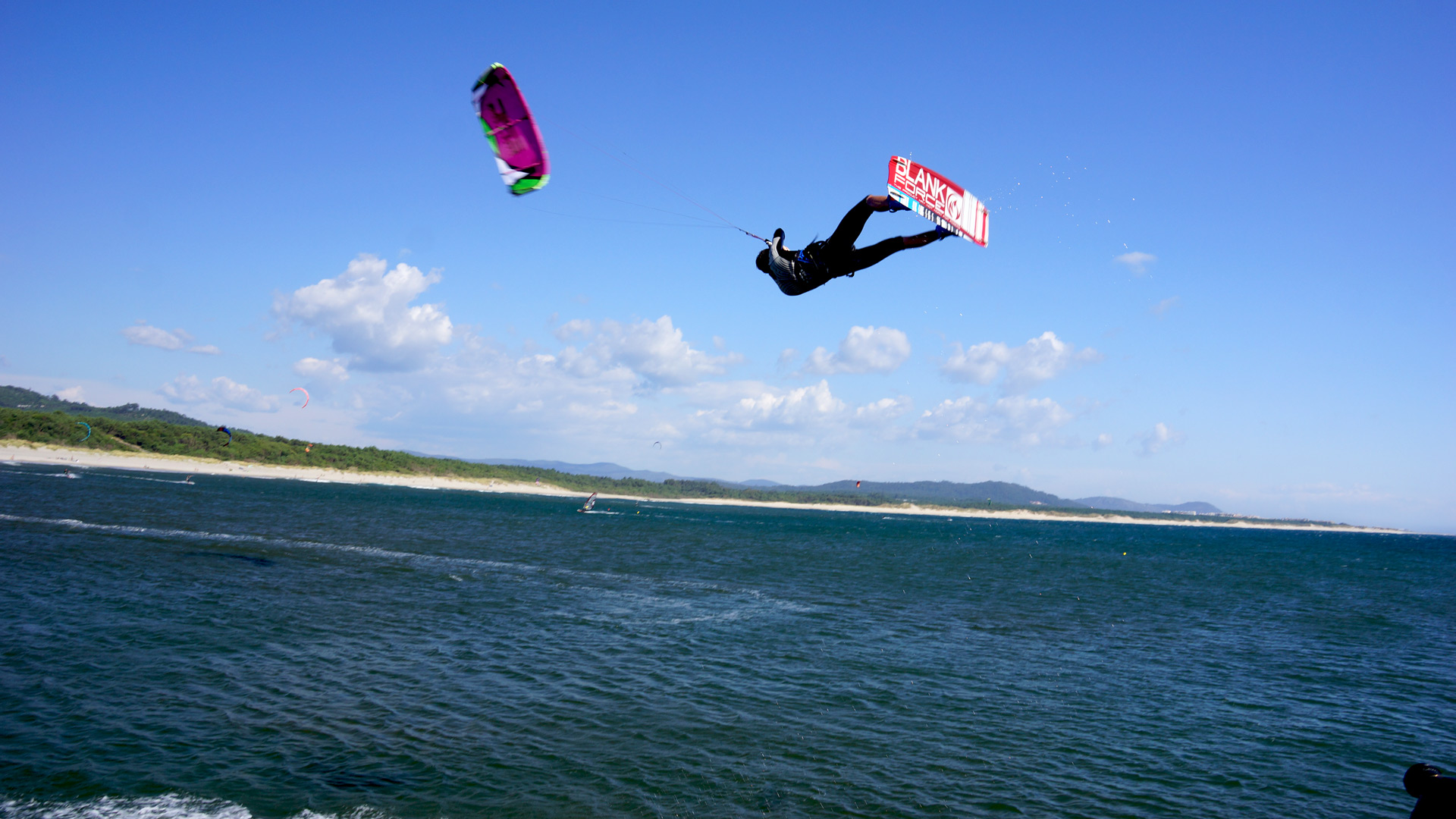 Portugal Nord: VIANA do Castelo, Kite & SUP
