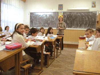 Alexandria: Schule in der tiefen Walachei