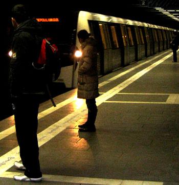 Bukarest: Die Metro, unterirdische Effizienz für die Postdiktatur im neuen Europa