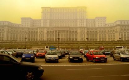 Bukarest: Der Parlamentspalast, der Diktator Ceauşescu verewigt sich in einem Gebäudemonster aus Gold und Marmor