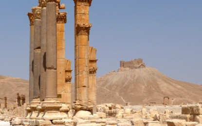 Palmyra/ Tadmur: Römische Ruinen der Superlative