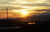 mongolia_transsib_sunset