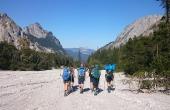 Realschule-Traunreut_Gletscherschule-Weitblick_Wimbachgries-Wanderer-Schueler