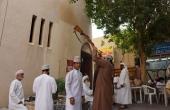 Oman-Nizwa-Waffenmarkt-Gewehrcheck