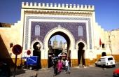 marokko-fes-bab-bou-jeloud-blaues-tor