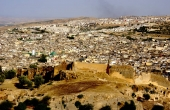 marokko-fes-stadt-panorama