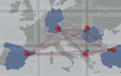 Öffentlichkeitsarbeit: Minderheiten in Europa – Minorities Europe
