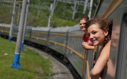 Climate Explorers: Transsibirische Eisenbahn wird zum Klassenzimmer