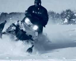 SKI MOBIL – SIBIRIA. Riding the Russian TAIGA