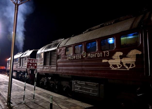 Schlafwagenimpressionen aus China, Mongolei und Russland