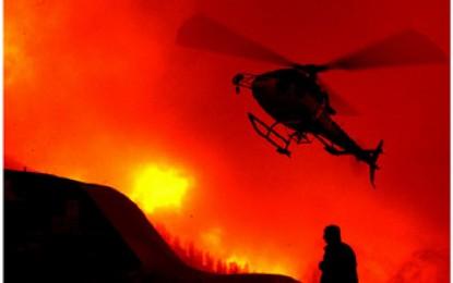Chamonix: Dynamit macht Freerider frei. Die große Freiheit liegt im lawinenfreien Tiefschnee