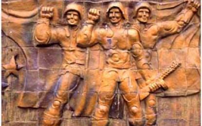 Gori: Die Stadt in der Stalin das Licht der kommunistischen Welt entdeckte