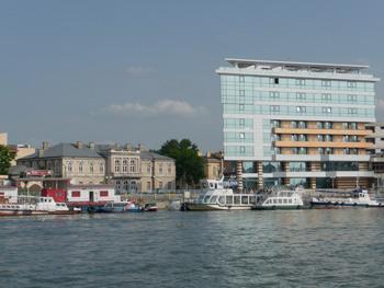 Donaudelta, Tulcea: Kleine Flussmetropole mit dem Tor zum Donaudelta